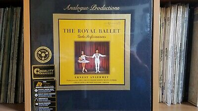 The Royal Ballet Gala Performances Audiophile 45Rpm 5Lp Box 2019 Usa