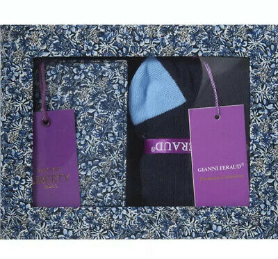 Gianni Feraud Cardholder and Sock Gift Set. Ret price 110.00£