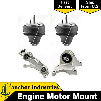 For Volvo S80 XC90 2.5L 2.9L 4.4L 2.8L 6cyl 8cyl Upper Engine Motor Mount 1