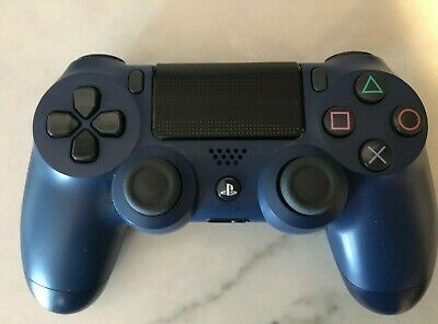Used Sony DualShock 4 Controller Midnight Blue