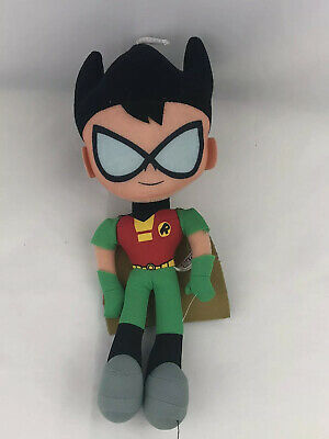 New TEEN TITANS GO Ripped Robin /& Sticker Pack DC COMIC Sonic Drive-In 2016 TOYS