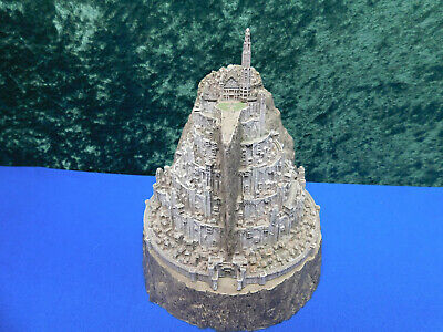 """""""Minas Tirith"""" Sculpture Lord of the Rings LOTR Sideshow Weta - Free Shipping"""