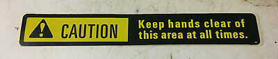 65982C1 - A New Caution Decal For An IH 354, 364, 384, 454, 464, 544 Tractors