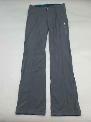 Columbia Size 6/38 Womens Black Omni-Shield Advanced Repellency Hiking Pants 286
