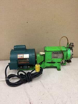 Pulsafeeder Pulsa 680 Diaphragm Metering Pump 680-S-E w/A-C Motor Free Shipping