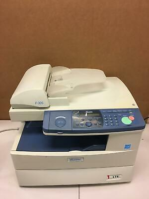 Muratec Fax Machine F-305 Used Working Free Shipping Great Deal