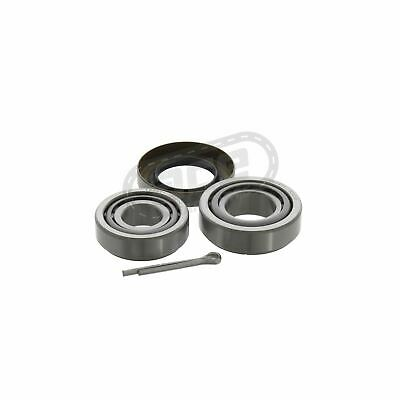 Premium Rear Wheel Bearing Kit Pair for CHEVROLET MATIZ from 2005 to 2013 MQ