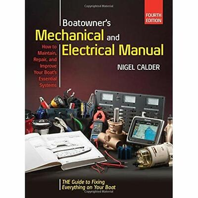 (P.D.F) Boatowners Mechanical and Electrical Manual 4th Edition