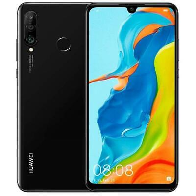 Huawei P30 Lite 2020 New Edition Midnight Black 256 Gb Rom Garanzia Italia