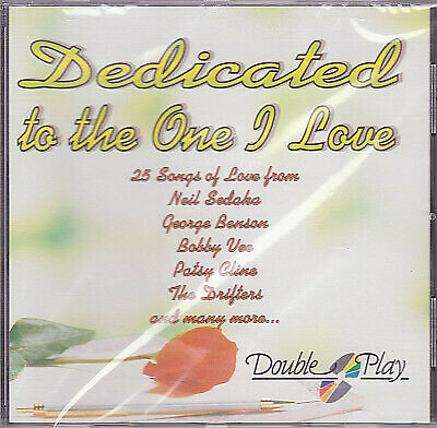 Various - Dedicated To The One I Love (CD, Comp)