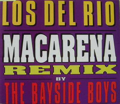 Los Del Rio - Macarena (Remix By The Bayside Boys) (CD, Maxi)