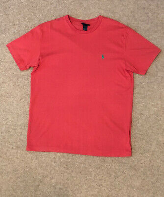 Polo By Ralph Lauren T Shirt Excellent Condition 100% Genuine Size Medium