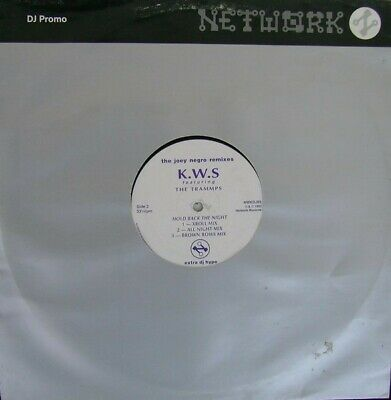 K.W.S. Featuring The Trammps - Hold Back The Night (The Joey Negro Remixes) (...
