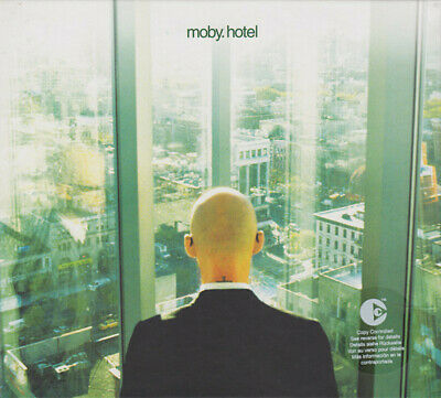 Moby - Hotel (CD, Album, Copy Prot. + CD, Album, Copy Prot. + Bo)
