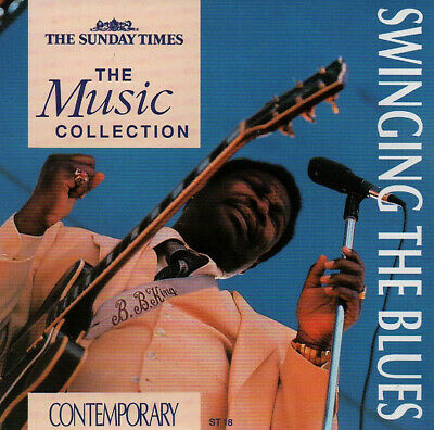 Various - The Sunday Times Music Collection - Swinging The Blues (CD, Comp)