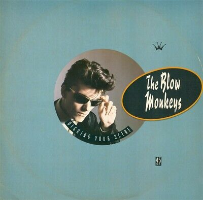 "The Blow Monkeys - Digging Your Scene (12"")"