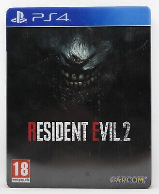 Resident Evil 2 Remake Limited Edition Playstation 4 Ps4 Play Station Pal España