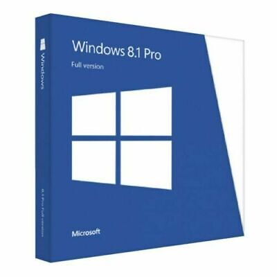 Windows 8.1 Pro 32 64 Instant Multi language Originale License Key