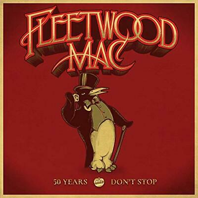 FLEETWOOD MAC-50 Years - Dont Stop (UK IMPORT) CD NEW