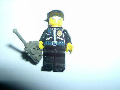 Lego City Polizist mit Gangster Booster Polybag limited edition neu new