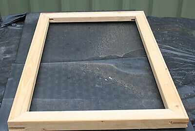 """Canvas Stretcher Bars 12"""" x 30mm Professional Standard Pine Frame - Sold by Box"""