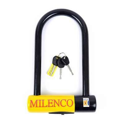 Milenco Dundrod++ Motorcycle ULock - 18 x 230mm