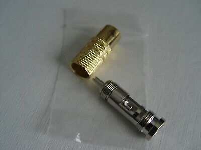 "4-CARDAS ""SRCA"" RCA Connectors, The VERY BEST From CARDAS!"