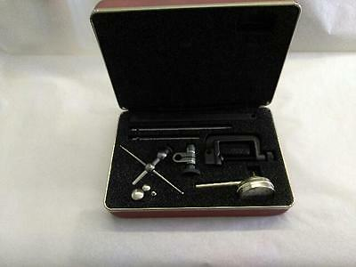 Starrett 196A6Z Dial Indicator Anti-Magnetic Universal Back plunger with box