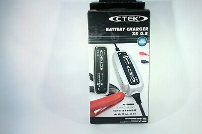 CTEK Battery Charger XS 0.8A For 12V New