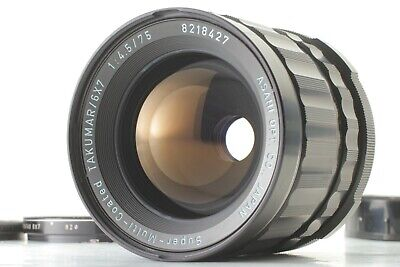 【Exc+5】 Pentax SMC Takumar 6x7 75mm f/4.5 Lens For 6x7 67 67II From Japan 437