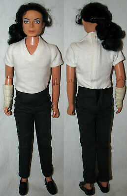Michael Jackson Poupée BLACK OR WHITE Non-singing Doll Puppe 1995