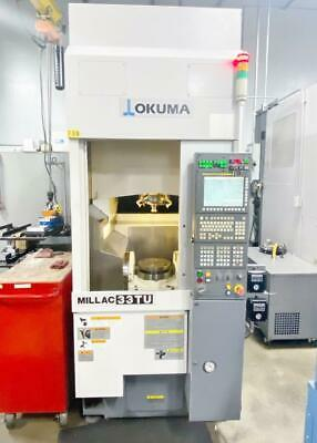 2011 Okuma Millac 33TU Mill-Turning Center (#3550)