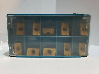 10 Ingersoll Cutting Tools APLH 53R02 S 247 APKT 160408R Lathe Carbide Inserts