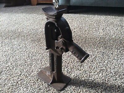 Vintage Heavy Cast Iron Jack The Buckeye Jack Mfg Co Alliance, Oh