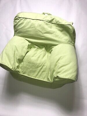 Pottery Barn Kids PBK My First Anywhere Chair Replacement COVER Slipcover Green