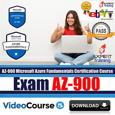 AZ-900 Microsoft Azure Fundamentals Certification 18 Hours Video Course Download