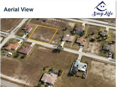 FLORIDA - Big Residential Lot in Cape Coral - SUPER OFFER!