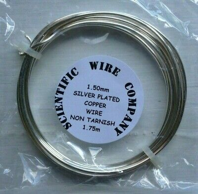 Flat Tape Craft Wire Non Tarnish 3 x 0.75mm Silver Plated Gold Copper 1 Metre