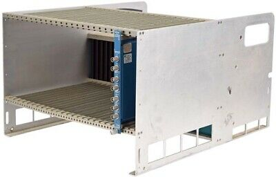 Highland Technology 8156 CAMAC Dataway Backplane 25-Slot Crate Chassis PARTS