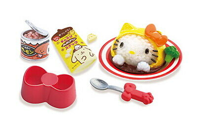 Re-ment Sanrio Hello Kitty Cat Cafe Rement miniature RARE NOW No.4