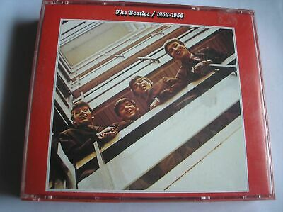 The Beatles 2Cd Holland 1962-1966 Red 1993