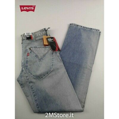 LEVI'S jeans LEVIS ENGINEERED 148 uomo W30L34 STANDARD FIT DENIM Vintage style