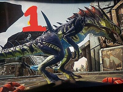 ark survival evolved xbox one event reapers all Level 200 + clones pve official