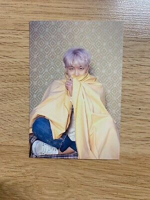 RM NAMJOON Official Postcard Photocard BTS Map Of The Soul Persona US SELLER
