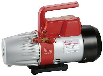 Bullet Vacuum Pump 50-60 Hz 4.5 CFM,Motor Speed 3440- 2pa/15Micron 0.5 hp