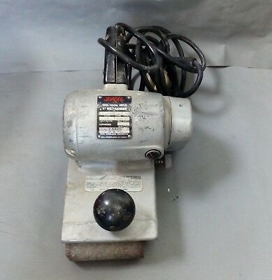 penseuse skil model 4058 belt sander vintage