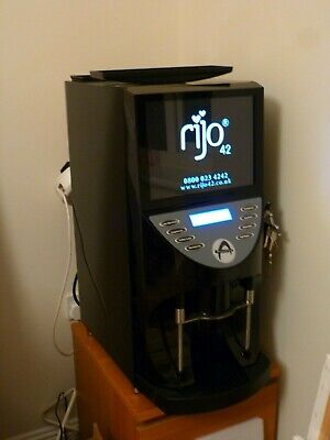 Aequator Brasil  Rijo42 Bean To Cup Coffee Espresso Cappuccino Machine