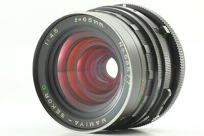 N-Mint 🌟 Mamiya Sekor C 65mm F/4.5 Wide Angle Lens for RB67 Pro S SD from Japan