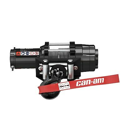 Can Am Can-Am Hd2500 Wire Cable Winch