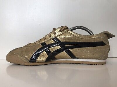 ASICS ONITSUKA TIGER T Stormer Blue Nylon Retro Fashion